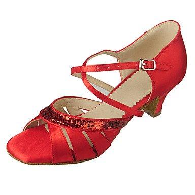 Silence @ Chaussures Chaussures de danse de sexe Category matériaux de qualité supérieure du talon type Select Couleur noir