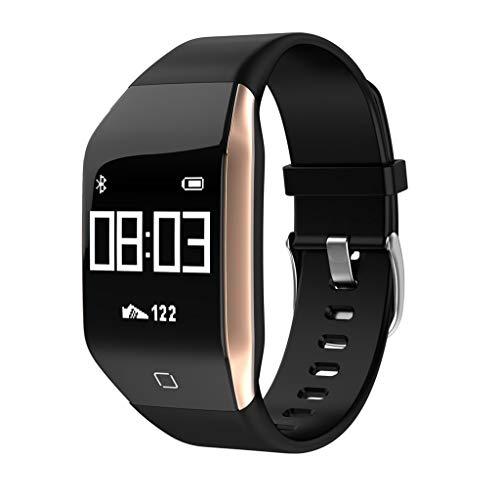 Fitness Tracker, Orologio Fitness Braccialetto Pressione Sanguigna  Cardiofrequenzimetro da Polso Impermeabile IP67 Donna Uomo Bambini  Smartwatch Contapassi