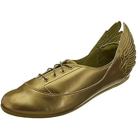 adidas Originals Jeremy Scott Gold Wings Easy Five D65208