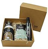 C&T Italienische Spezialitäten Geschenkkorb | Kaffee (gemahlen), Pasta, Olivenöl & Pesto Geschenkset | 100% natürliches Aroma + Recycling Karton