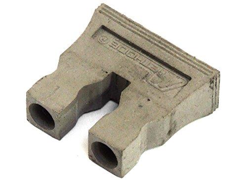 Methode Electronics Staubschutz-Kappe Stecker Grau Dust Cover Gray Fibre Channel (Generalüberholt)