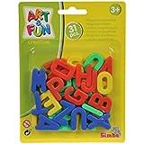 Art & Fun - Letras magnéticas  (Simba Dickie 4591456)