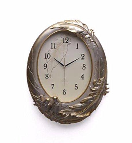 VariWallClock Wall Clocks Wanduhr Wanduhr mit Pendel Uhren Modeschmuck Moderne Kreation 3D Highend Wanduhr europäische Uhr Handbemalt La