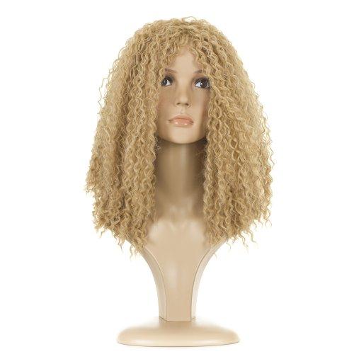 Schulterlange Afrolocken Perücke | Im Stil von Beyonce in (Perücken Nicki Minaj)