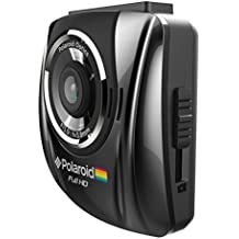Polaroid Dashboard dell'auto fotografica C250 FHD 1080P Registratore di guida auto - Nero
