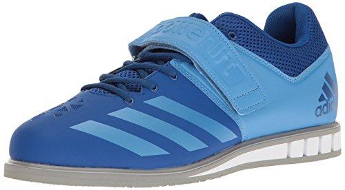 adidas , Herren Outdoor Fitnessschuhe Orange Blau / Grau (Collegiate Royal/Tech Blue Ch Solid Grey)