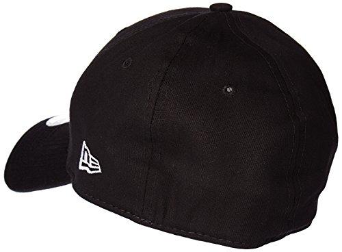 New Era Herren League Essential Baseball-Cap schwarz