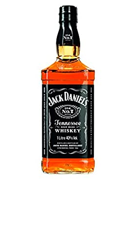 Jack Daniel's Old No.7 Tennessee Whiskey (1 x 1.0 l)