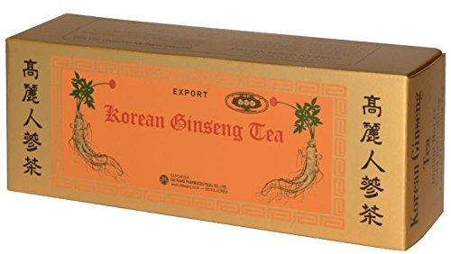 dai wang wang Ginsengtee dai Ginseng Tee 42 Beutel