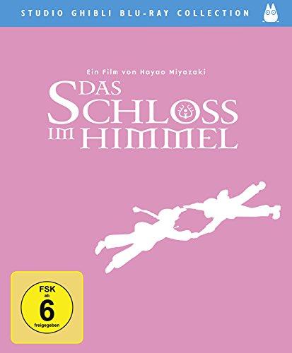 Bild von Das Schloss im Himmel - Studio Ghibli Collection [Blu-ray]