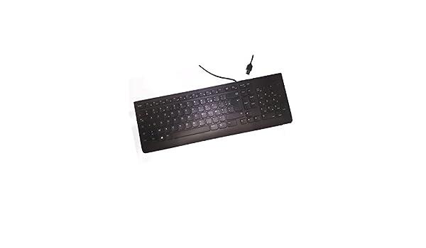 Clavier Azerty Noir USB Lenovo SK 8823 00XH598 SD50L21291