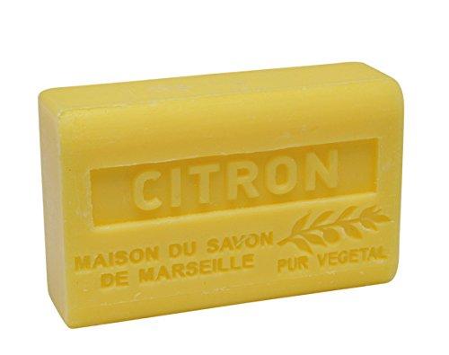 Provence Seife Citron (Zitrone) - Karité 125g (Zitronen-seife)