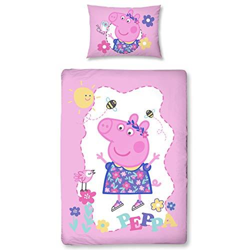 Peppa Pig niña cama · cama infantil/bebé · Morado