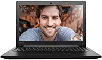 (Certified REFURBISHED) Lenovo Ideapad 110 15Ast 15.6-inch Laptop (A9-9400/4GB/500GB/DOS/Integrated Graphics), Black