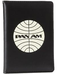 Pan Am Originals 817607011472-100% PVC Passport Cover Hombres Titular Del Pasaporte