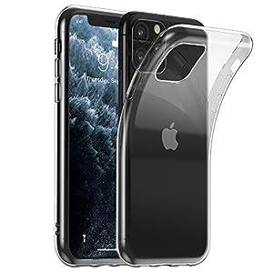 SOTTILE CUSTODIE ADERENTE Silicone Cover per Apple iPhone 11/11Pro