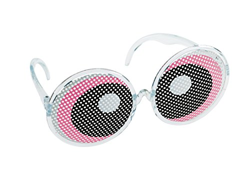 Disguise Blossom ACC Powerpuff Girls Cartoon Network Eyes and Bow, One Color by Disguise