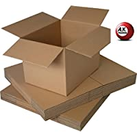 Lote de 20cartón embalaje 30x 20x 12,5