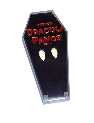 Dracula-Zähne, 2 Stück -