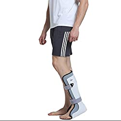 CHENG Knöchelgelenk Fixation Bracket Knöchelbruch Schutzausrüstung Rehabilitation Tibia Fibula Unterstützung mit Medizinischen,Rightfoot,S