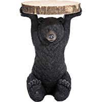 Kare Design Animal Mini Bear Side Table, 83254-P