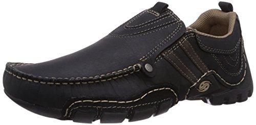 dockers-by-gerli-20ay005-400-herren-slipper-schwarz-schwarz-schoko-136-46-eu