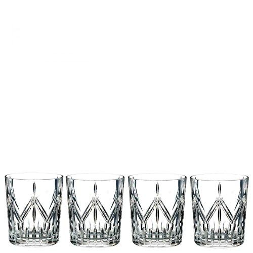 Tumbler (Set von 4)–Marquis Lacey Serie–von Waterford (Cut Stemware Glas)