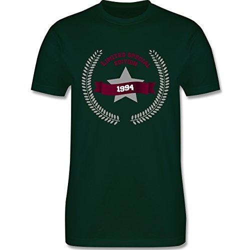 Geburtstag - 1994 Limited Special Edition - Herren Premium T-Shirt Dunkelgrün