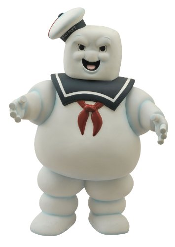 Ghostbusters Evil Stay Puft Marshmallow Man 24 Inch Banca di Moneta