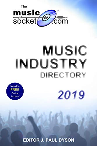 The MusicSocket.com Music Industry Directory 2019 (English Edition)