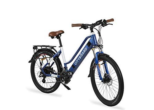 Cityboard E- City Bicicleta Eléctrica