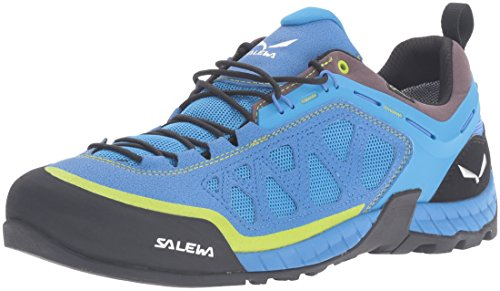 Salewa Herren MS Firetail 3 GTX Trekking-& Wanderhalbschuhe, Blau (Royal Blue/Monster 8580), 42.5 EU