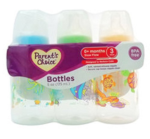 parents-choice-5oz-baby-bottles-by-wal-mart