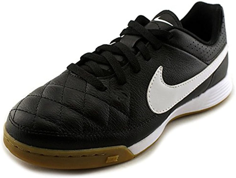 Nike Jr Tiempo Genio Leather IC  Herren Fußballschuhe Multicolor 38 1/2