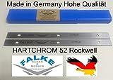 2 Stück Elektra Beckum HC260M HC260C/K Hobelmesser Einweghobelmesser Wendemesser