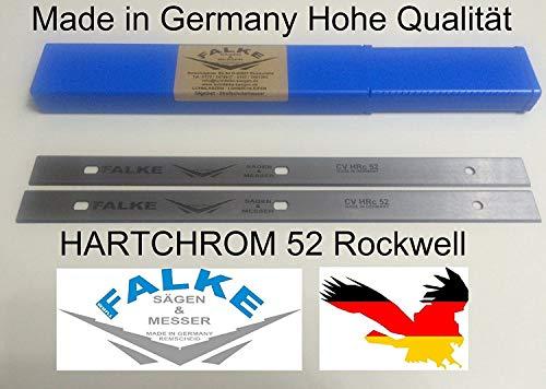 Preisvergleich Produktbild 2 Stück Elektra Beckum HC260M HC260C/K Hobelmesser Einweghobelmesser Wendemesser