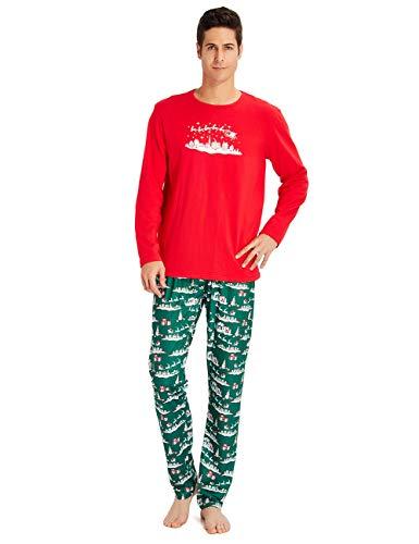 pyjama homme de noel