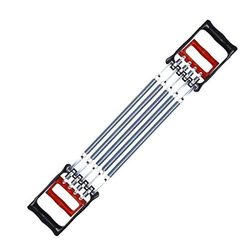 CHOME Multifunktionsstift Dual Use Expander Handgreifer Muskeltrainer, Verstellbarer Zugtrainingsarm Sicherheit Fitnessgeräte