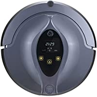 DGEG Robots Aspiradores, Ruta Planificada Inteligente Control Inalámbrico De APLICACIÓN Automático De Succión Húmedo Y