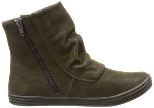 Rabbit Bf228 darkbrown Stiefel Braun Fawn Ankle Damen Bf2486 Blowfish Au13 Pu TwFxgqUqd