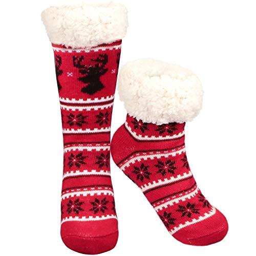 Philonext Pas de chaussettes Slipper Slip, cadeau de Noël...