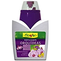 Flower 10723 10723-Abono líquido orquídeas, 300 ML, No Aplica, 9.3x6.2x15.2 cm