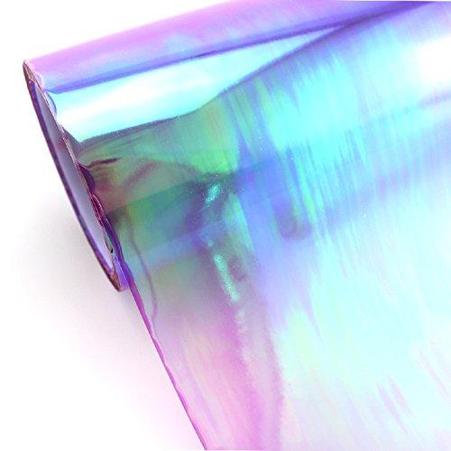 Preisvergleich Produktbild Car Styling 30x200cm Chamäleon Lampen folie Tönungs folie für Auto-Scheinwerfer färben Licht Vinylfilm-Auto Folie