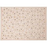 Lorena Canals A-DOT-PM Dots Nude Multi/Rosa 120 x 160 cm