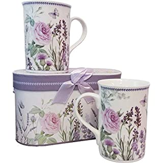 Geschenkset Lavendel, 2 Stück