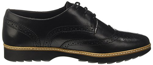 Bata Damen 5246174 Low-Top Nero (Nero)