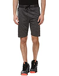 Campus Sutra Men's Polyester Shorts