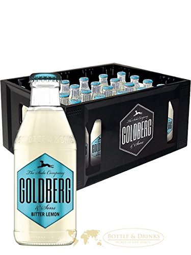 Goldberg Bitter Lemon 24 x 0,2