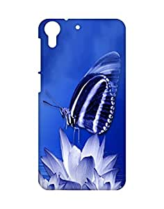 Mobifry Back case cover for HTC Desire 728 dual sim Mobile ( Printed design)