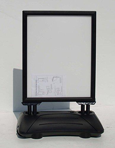 Kundenstopper Plakatständer WindPro® DIN A1 WATERPROOF / WASSERDICHT